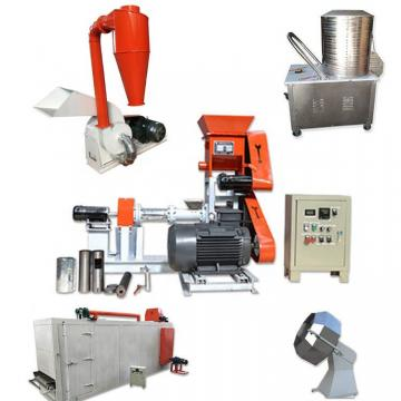 Poultry Feed Processing Animal Dog Cat Fish Feed Production Line Machine