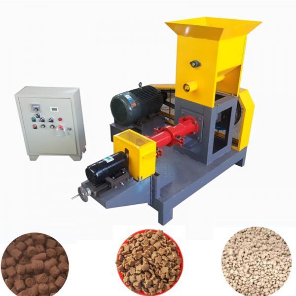 Pet Food Extruder Dry Fish Dog Cat Feed Pellet Making Machine