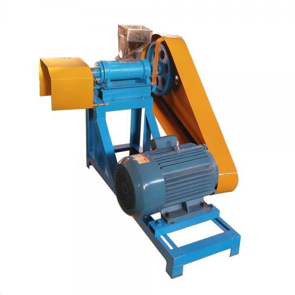 fish feed manufacturing machinery fish food machine 2 ton