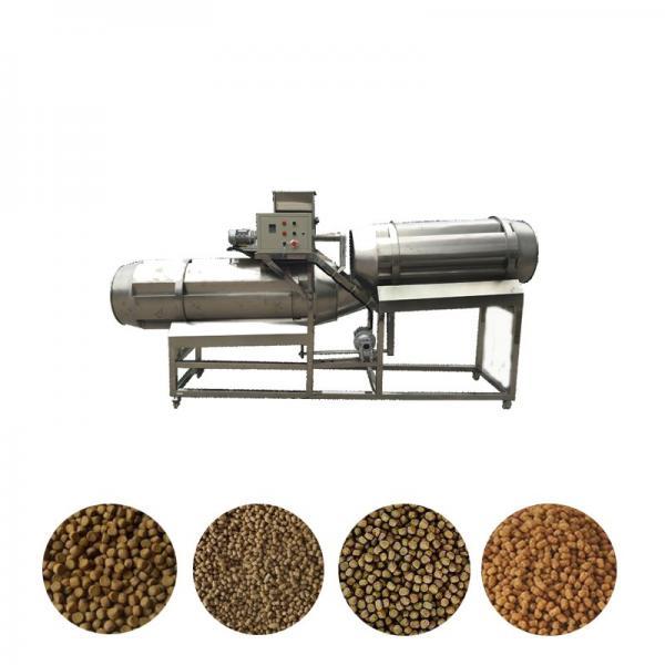 Fish Food Pellet Production Line Screening Process Vibration Classify Siever Machine