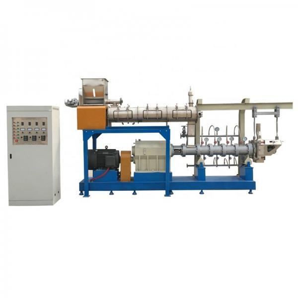 Pet Food Production Line Aquatic Floating Fish Feed Making Machine