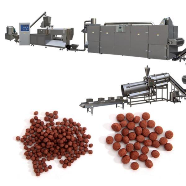Floating Fish Food Making Machine / Fish Feed Production Line Machinery