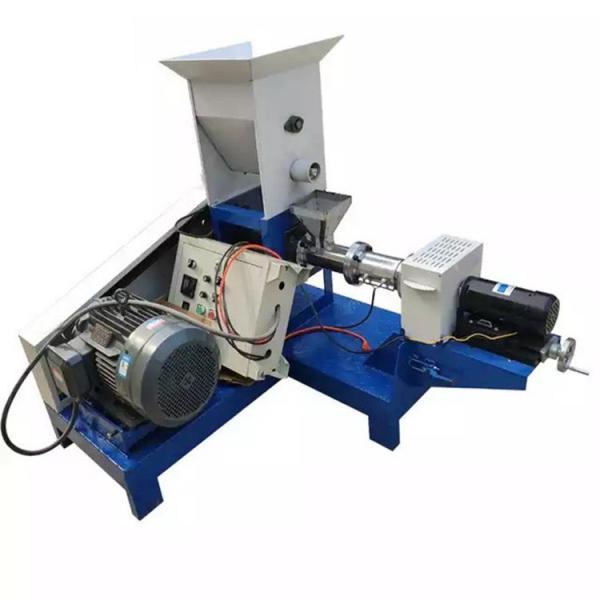Multipurpose Floating Fish Feed Pellet Pelletizing Making Machine