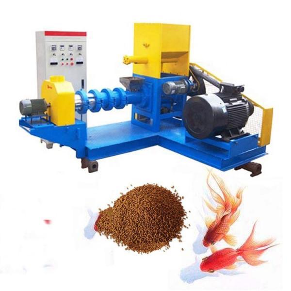 Farm Use Animal Feed Machine, Floating Fish Feed Extrduer, Pet Food Making Machine
