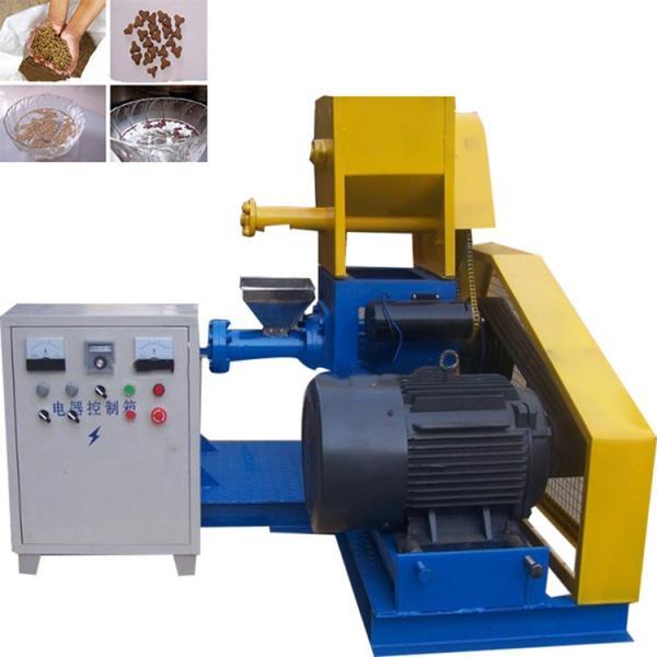 Aqua Floating Sinking Fish Feed Making Machine Animal Food Processing Line Plant Machine