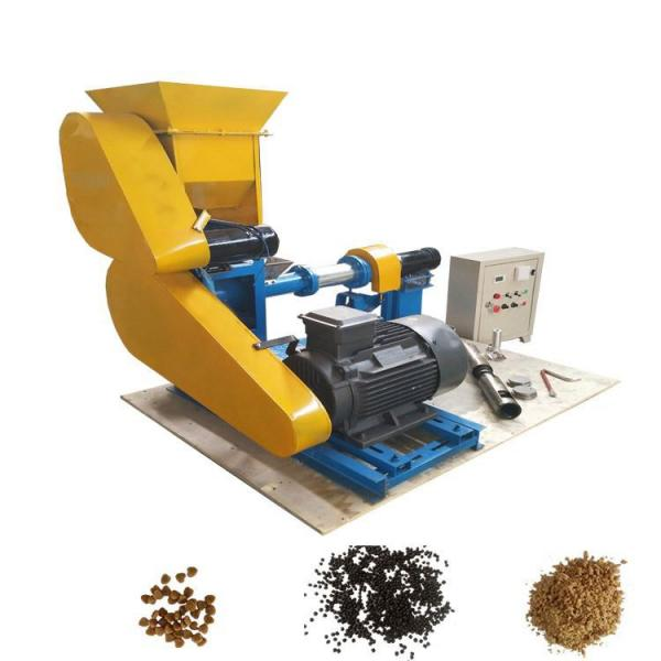 Floating Fish Pellet Mill Animal Poultry Feed Pellet Making Machine