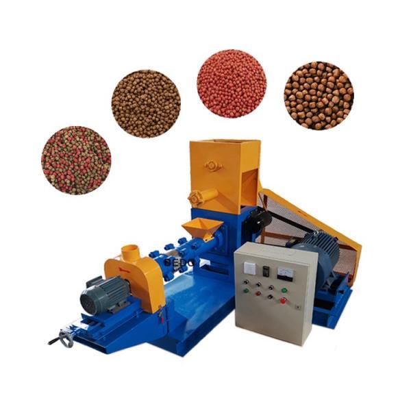 300kg/H Feed Processing Sinking Fish Feed Pellet Making Machine