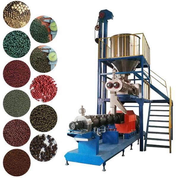 Hot Sale Fish Food Production Line/ Catfish Feed Extruder Machine Dog Food Production Line