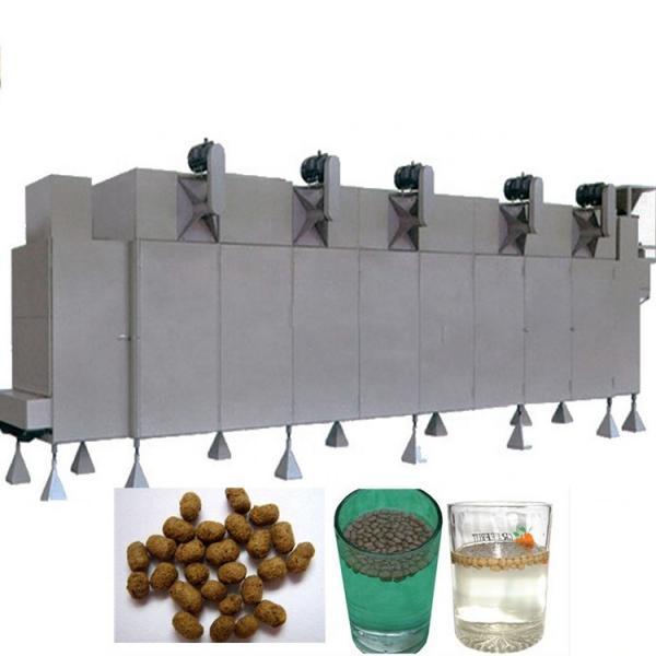 Pet Pellet Food Production Line Aquatic Floating Fish Feed Processing Making Machine
