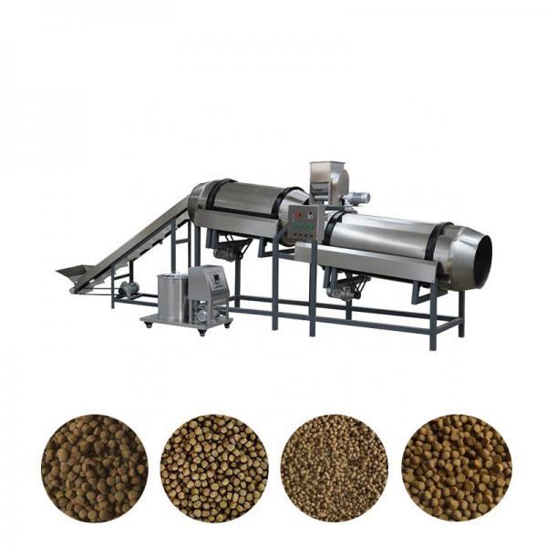 Pet Food Production Line Dog Food Machine Fish Feed Pellet Making Machine