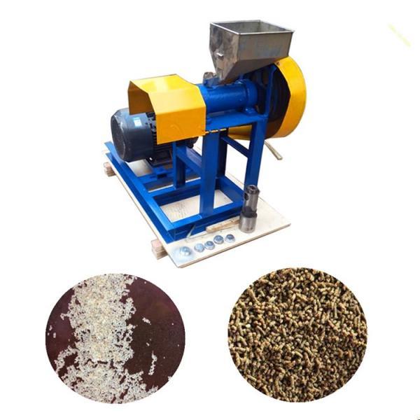 Fish Food Pellet Making Machine