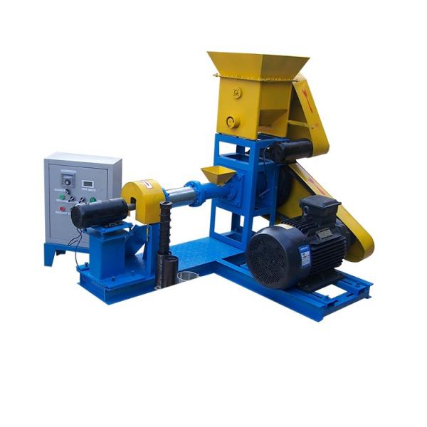Good Quality Meal Making for Pet Fish Food Pellet Floating Feed Machine