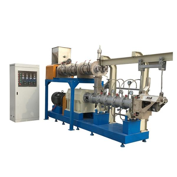 Automatic Aquatic Feed Making Machine Fish Feed Production Equipment