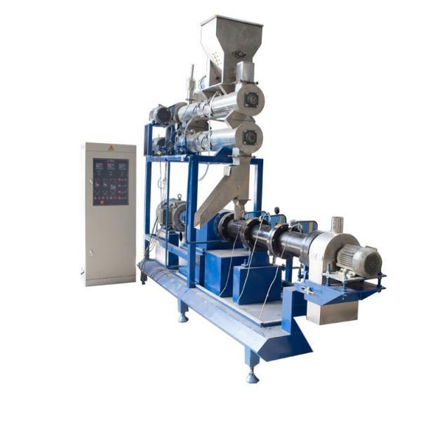 Dog Food Making Machine Pet Food Production Machine Line Animal Fish Feed Pellet Processing Machinery Plant Unit Equipment