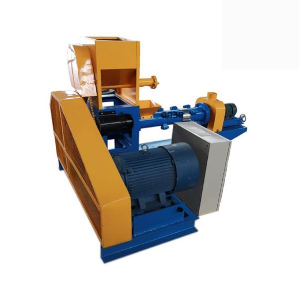 Sale Wet Type Pet Tilapia Parrot Fish Prawn Shrimp Food Feed Manufacturing Pellet Extruder Making Processing Machine