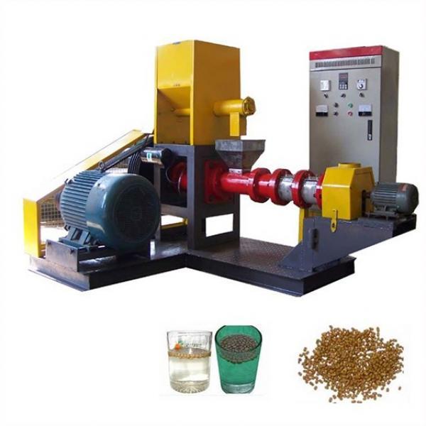Best Quality Fish Feed Pellet Making Machine