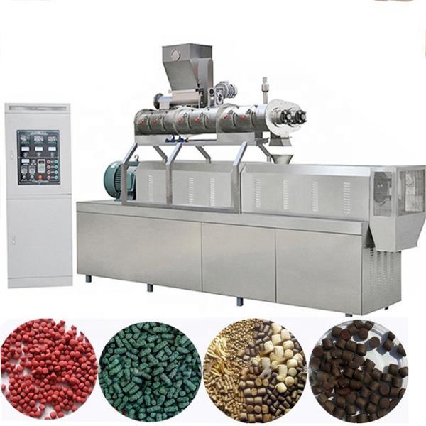 Shrimp feed pellet machine