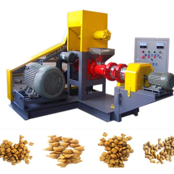 High Quality Animal Pet Cat Dog Food Machine Chicken Bird Floating Fish Feed Twin Screw Extruder Processing Line Snacks Food Making Machine