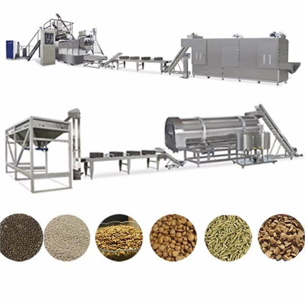 Hot Selling China Manufacturer Small Animal Floating Fish Feed Pellet Making Machine Price