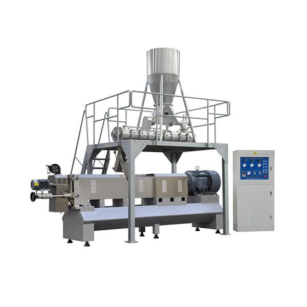 Automatic Mini Pet Food Dry Dog Food Making Machine Floating Fish Feed Pellet Machine